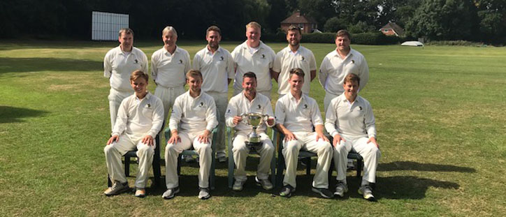 Bournemouth 1st XI - Division 1 Champions